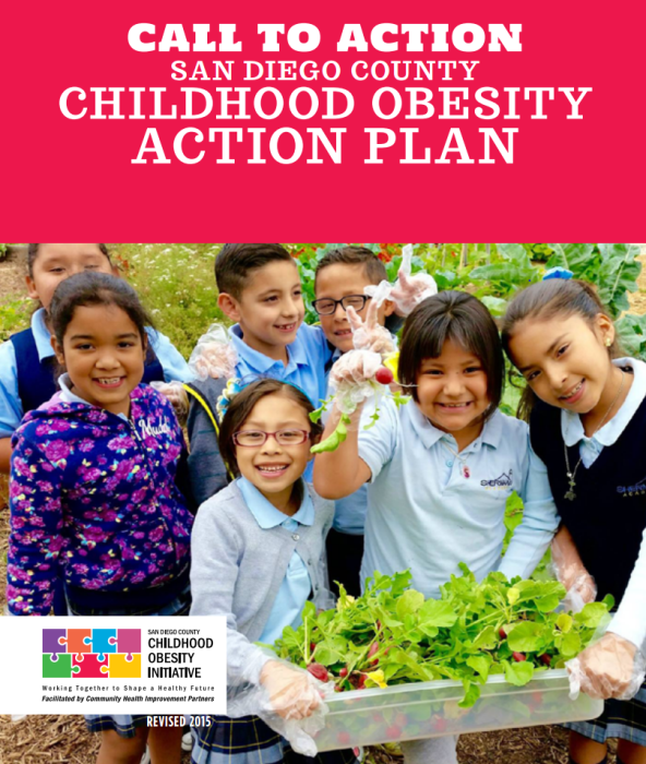 Childhood Obesity Call To Action Ucsd Center For Community Health