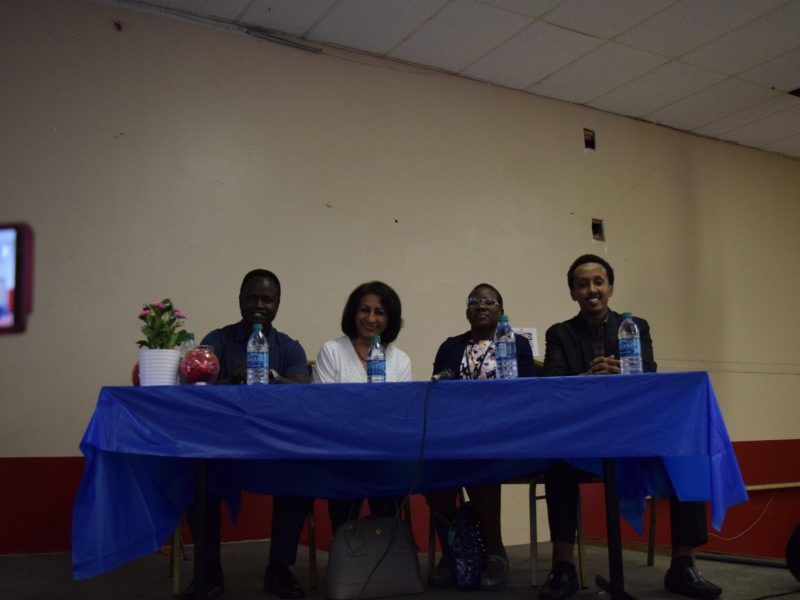 Mind Your Health: Mental Health Summit for San Diego's East African Refugee Population