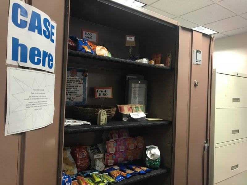 Eat Well: Fresh & Healthy Snacks Now Sold at the Office of the City Attorney