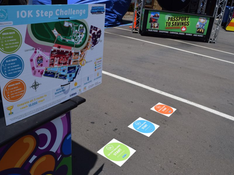 The San Diego County Fair Steps Up to the Challenge of Creating Healthier Options