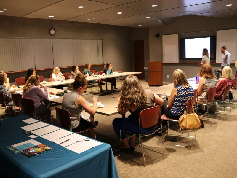Live Well @ Work Hosts Business Seminar for San Marcos Chamber of Commerce