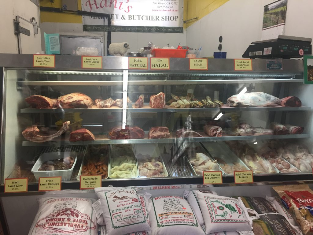 Locally Raised Halal Meat Available in City Heights | UCSD