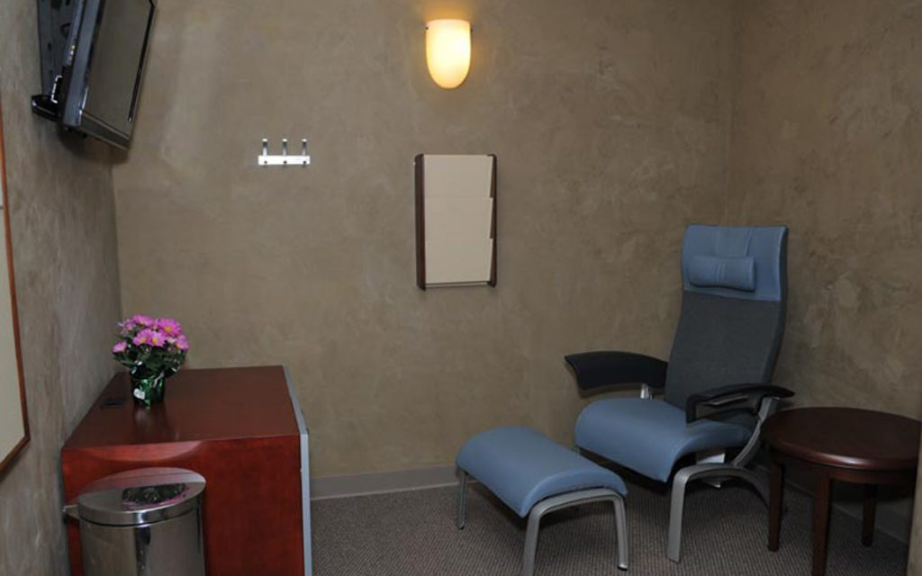 101029-N-5972N-006 San Diego, Calif. (October 29, 2010) – Interior view of Space and Naval Warfare Systems Command's (SPAWAR) Mother's Room. SPAWAR designed and constructed the first of two Mother's Rooms to enable new mothers to continue breastfeeding once returning to work.  This workplace quality of life initiative was recognized by the San Diego Breastfeeding Coalition. U.S. Navy Photo by Rick Naystatt (Released)